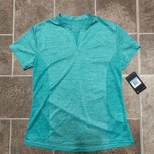 Nike Zonal Cooling V-Neck Tee